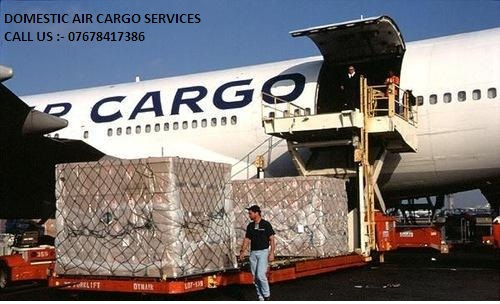 Image for Domestic air cargo service in all over india