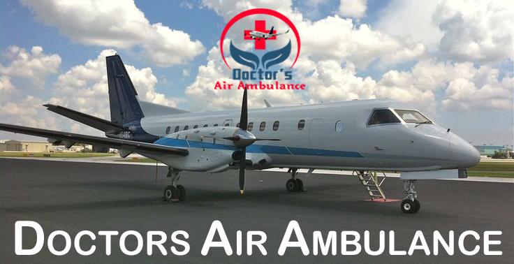Get Doctors Facility Air Ambulance Service in Delhi Anytime
