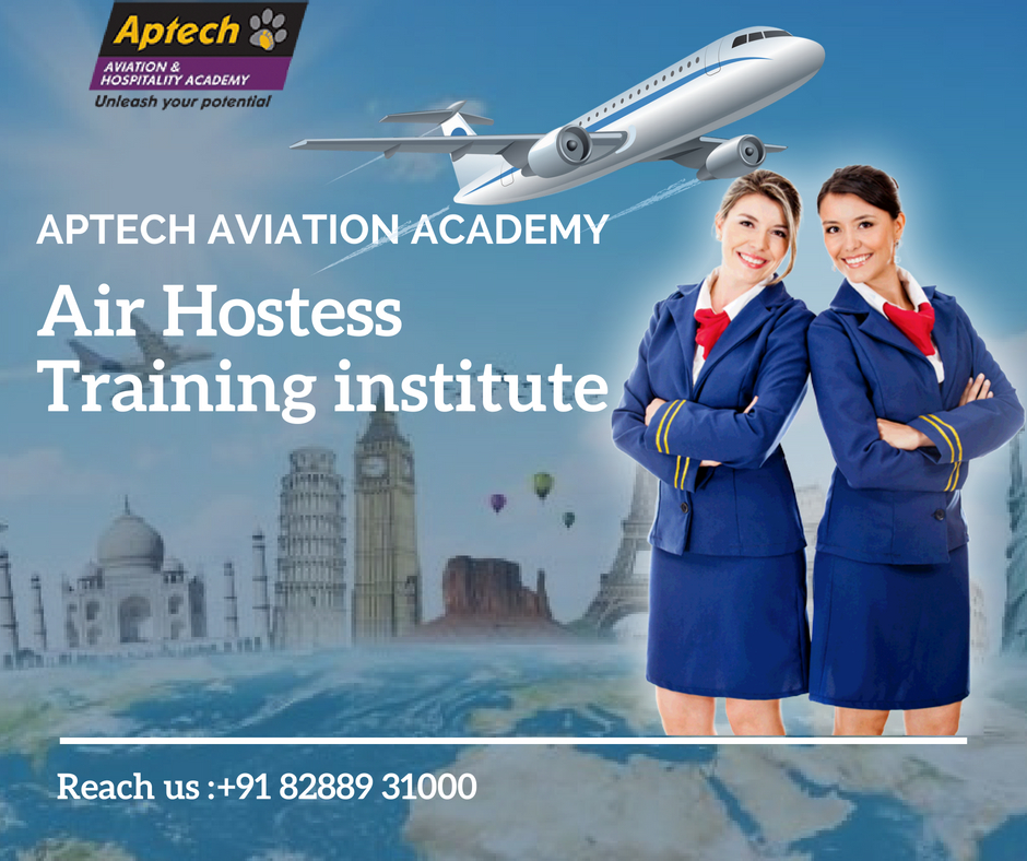 Image for AptechAviation Air Hostess Training Institute in Chandigarh
