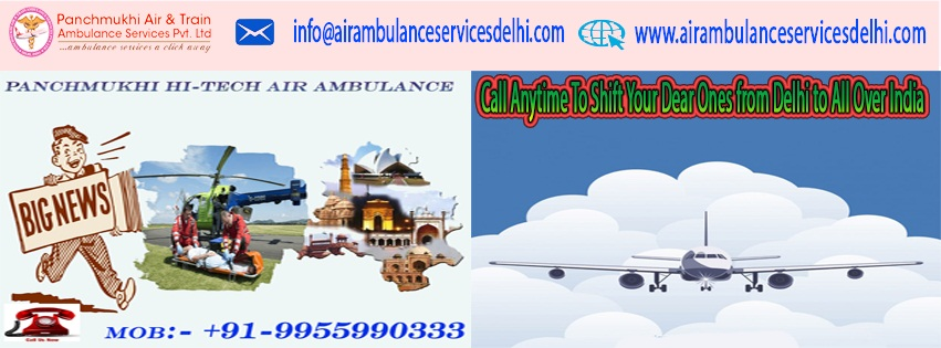 Advanced Life Support Medical Facility in Bangalore by Panchmukhi Air