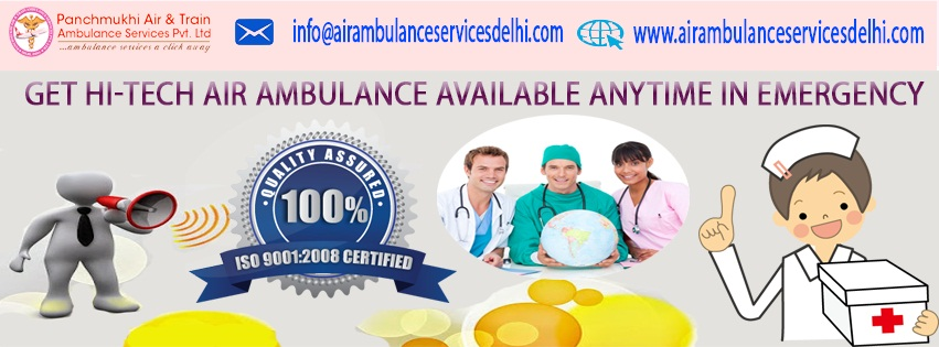 Panchmukhi Anytime To Shift Patient from Mumbai to Delhi, Bangalore