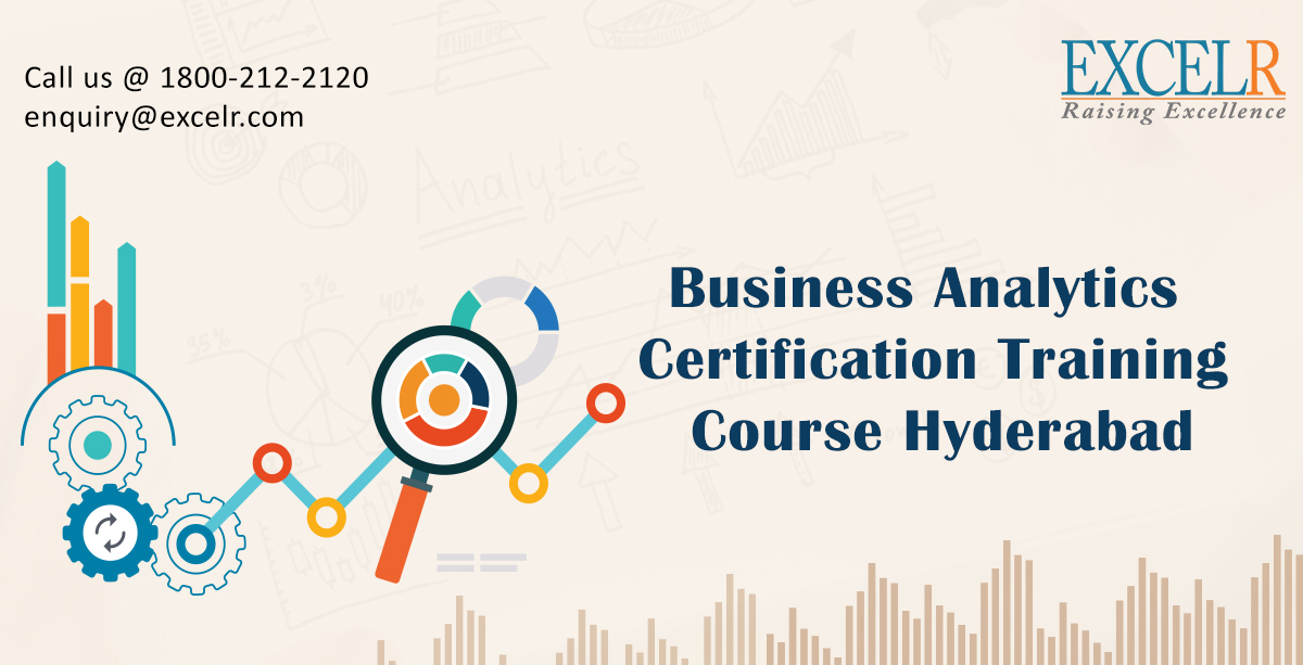 Image for Analytics certification course online