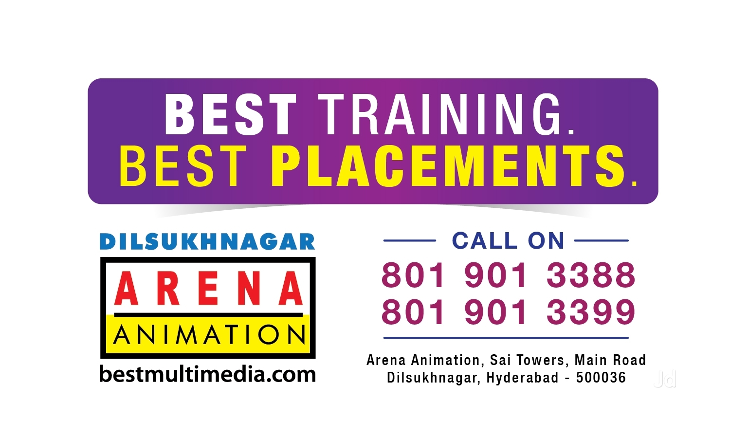 Image for Animation Training in India