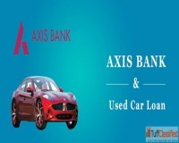 Image for Apply for Axis Bank Used Car Loan Online