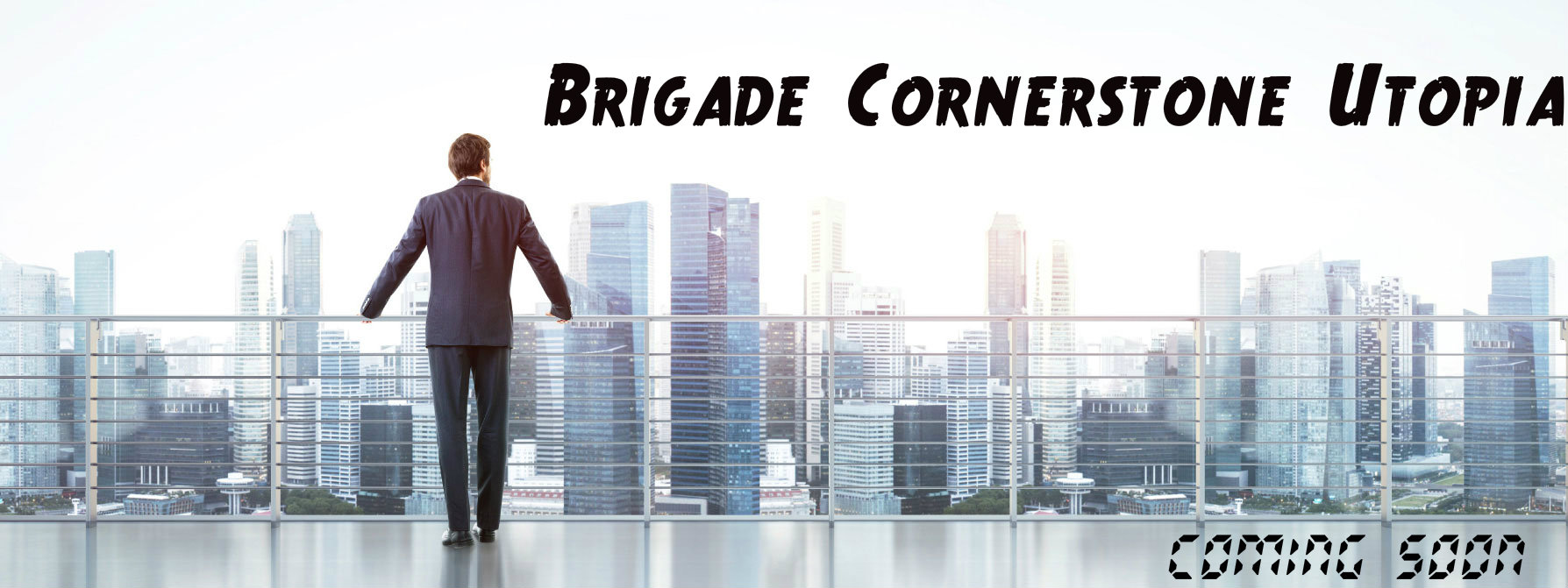 Brigade Apartments in East Bangalore