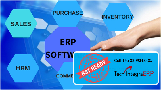 Image for GST ready ERP Software For Small and Medium Sized Business