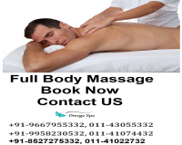 Image for Book Full Body To Massage In Delhi NCR With Omega Spa