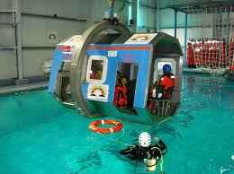 Helicopter Underwater Escape Training(HUET)