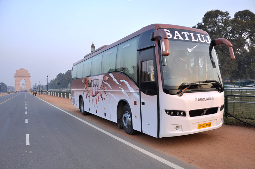 Image for HIMACHAL VOLVO BUS SERVICE