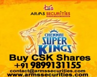Image for Buy Shares of Chennai Super Kings ltd
