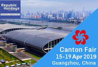 Image for Canton Fair China 2019 Packages | 15 - 19 April | Guangzhou, China.