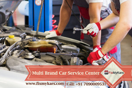 Image for Car Repair & Assistance Bangalore | www.fixmykars.com