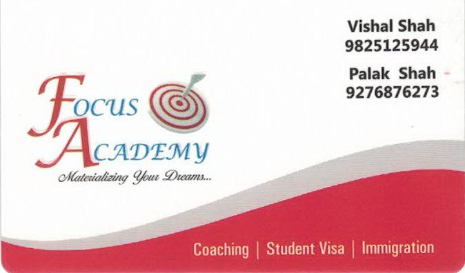 Image for FOCUS ACADEMY