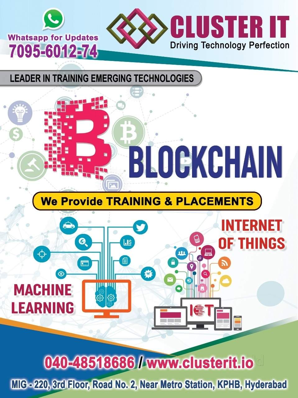 Image for Blockchain Training in KPHB Colony