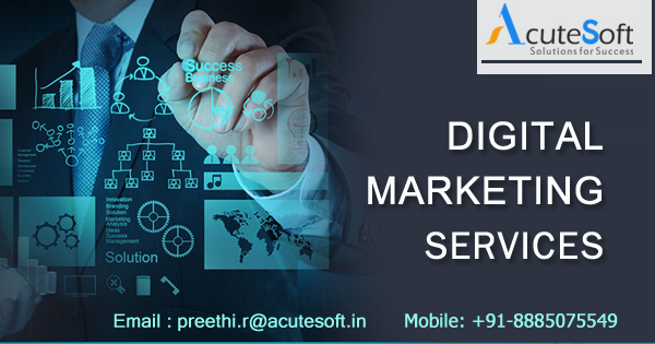 Image for Best Digital Marketing Services in Hyderabad