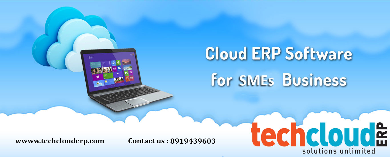 Image for Cloud Based ERP software for Manufacturing and Trading Companies India