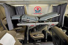 Book India's Best Air Ambulance Service in Bangalore Anytime