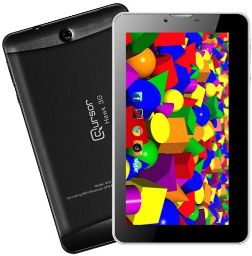 Image for Cursor MID-700 3G Tablet HAWK (7inch, Android 4.1, 3