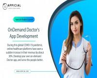 Image for Doctor app development