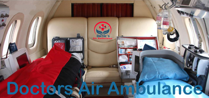 Contact Doctors Air Ambulance Service in Jabalpur Anytime