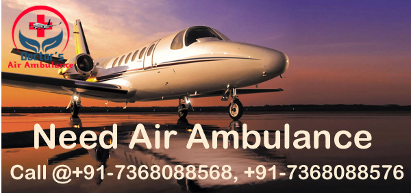 Do you know where to Book Air Ambulance Service in Patna at Low Fare?