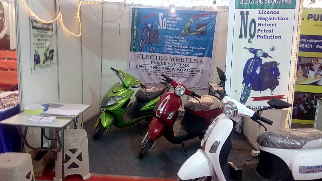 Image for Electric Bikes in Mysore
