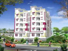 New 2 BHK Flat For Sale At Gajuwaka With Pleasant Atmosphere