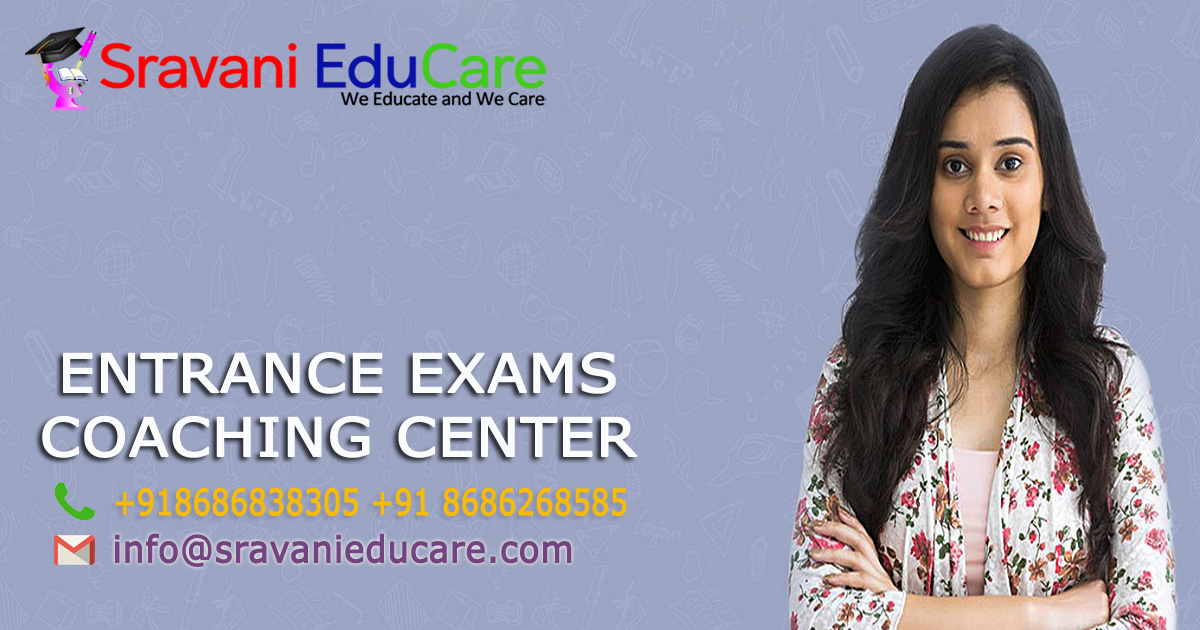 Famous Entrance Exams Training Center in Hyderabad