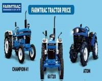 Image for Farmtrac Tractor Price list India