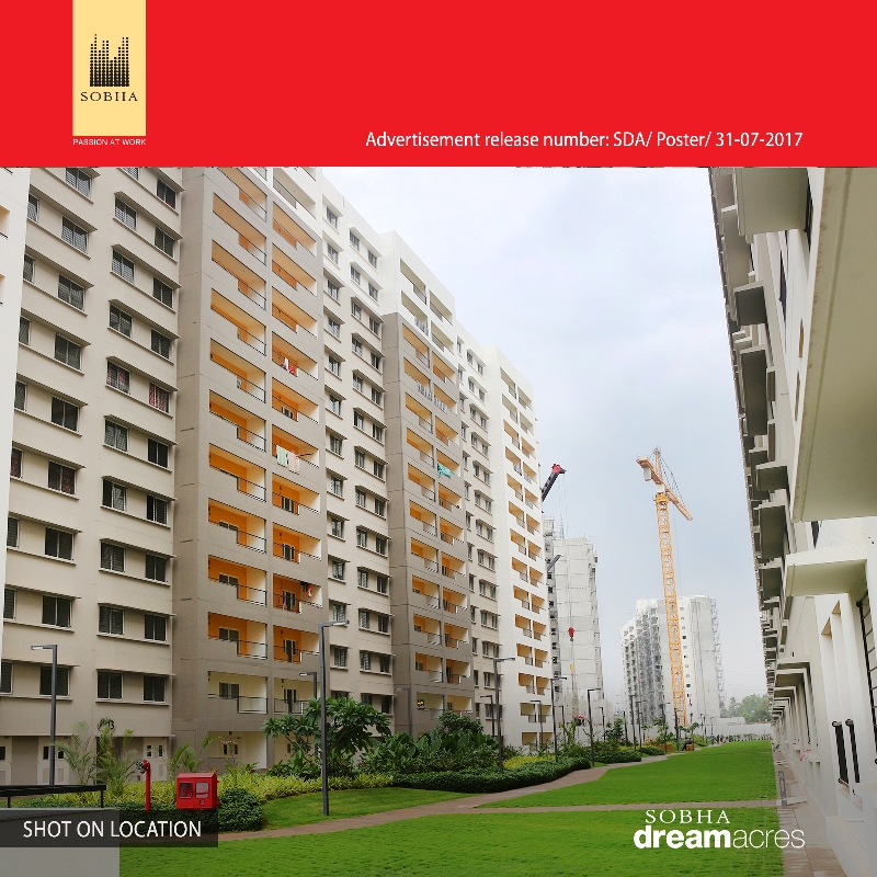 Image for Apartments in bellandur Bangalore Sobha Dream AcresIf you are Looking