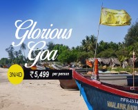 Image for Goa Tour Package for Couple - Book Goa Tour Packages at Best Prices