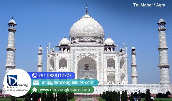 6 Days Golden Triangle Tour Packages Starting @ Rs. 8,599/- Per Person