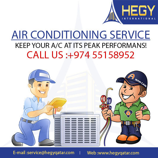 WINDOW / SPLIT AC SERVICE  CALL US :+974 55158952