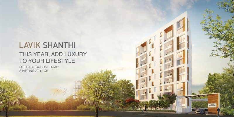 Apartments for Sale in Coimbatore - Lavik Shanthi