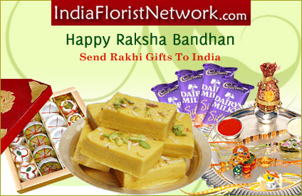Image for Rakhi Return Gifts for Sisters to Ludhiana