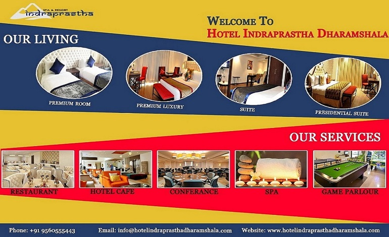 Image for Book the Best Hotel in Dharamshala at Indraprastha Resort and Spa