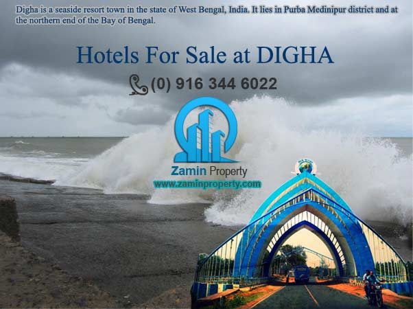 Image for 22 Rooms Hotel on 3.5 Kottahs At Digha West Bengal