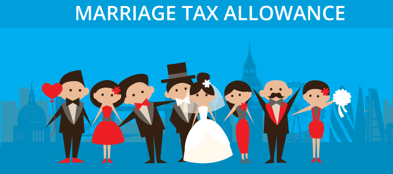 What Are The Rules of Marriage Tax Allowance? - DNS Accountants
