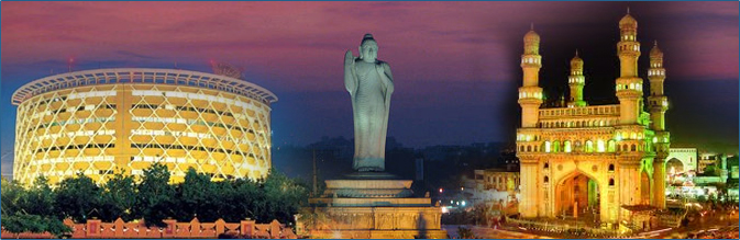Image for One day tour packages in Hyderabad City Tour