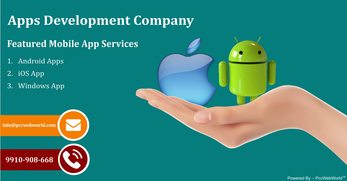 Image for IOS and Android App Development Company