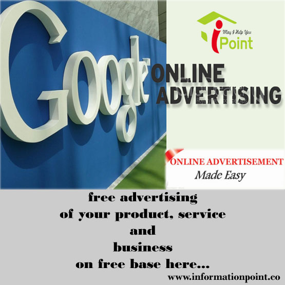 Image for Free online advertisement- www.informationpoint.co