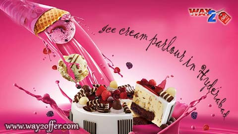 Image for Ice cream parlour in Hyderabad