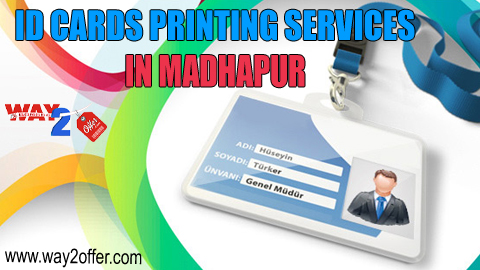 ID cards printing service in Madhapur