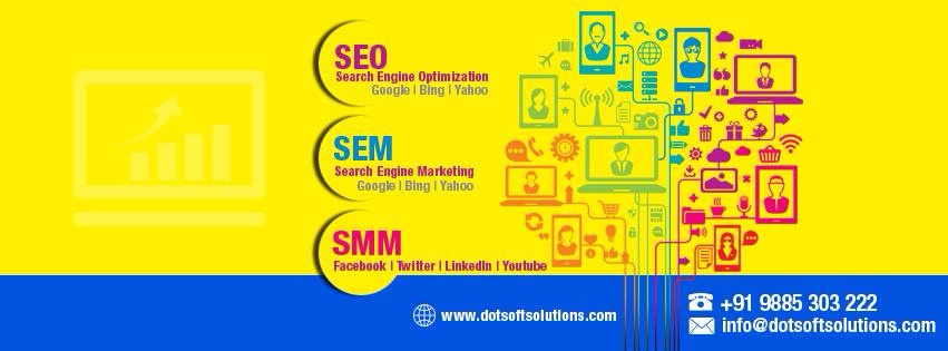 Image for Digital marketing services Hyderabad