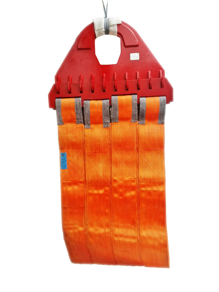 Image for Pipeline Handling Clamps & Belts
