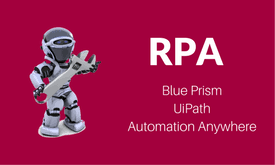 Image for Robotic Process Automation Training course in Kanchipuram