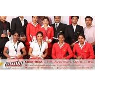Aviation Business Campus for MBA, BBA and Diploma Courses