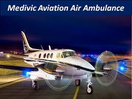 Image for World Class Medical Facilities Air Ambulance in  Allahabad by Medivic