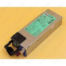 Image for HP 733427-001/733428-401/754383-001/720620-B21  POWER SUPPLY