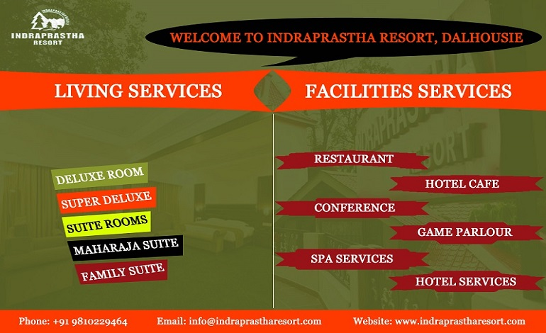 Image for Online Book the Hotel in Dalhousie at affordable price